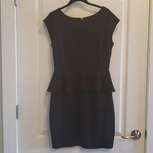 New York&Company Peplum Dress